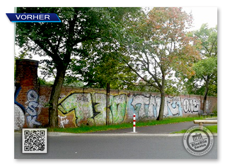 Professionelle Graffitientfernung in Berlin (25)